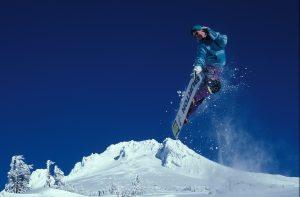 Verschillende snowboards